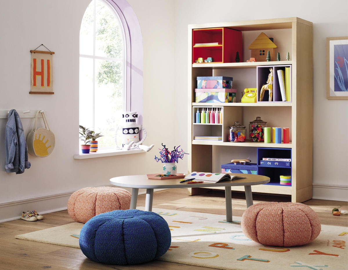 Buzzworthy debuts from The Future Perfect, Brigette Romanek's first furniture collaboration, and more
