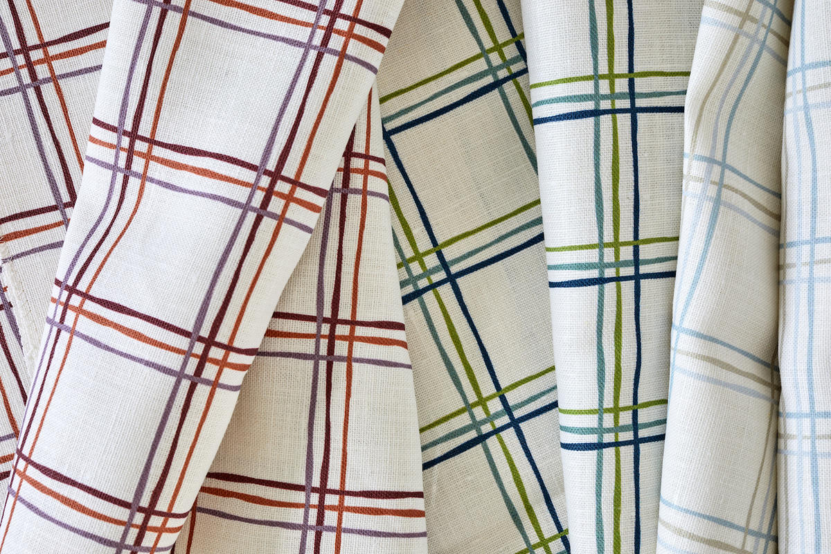 Fresh fall designs from Marika Meyer Textiles, Christiane Lemieux for Anthropologie, and more