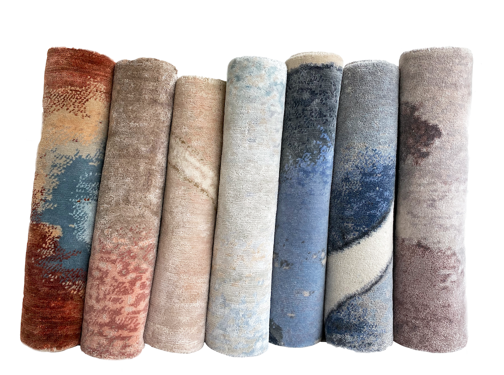 New debuts from Colony, Athena Calderone for Beni Rugs, and more