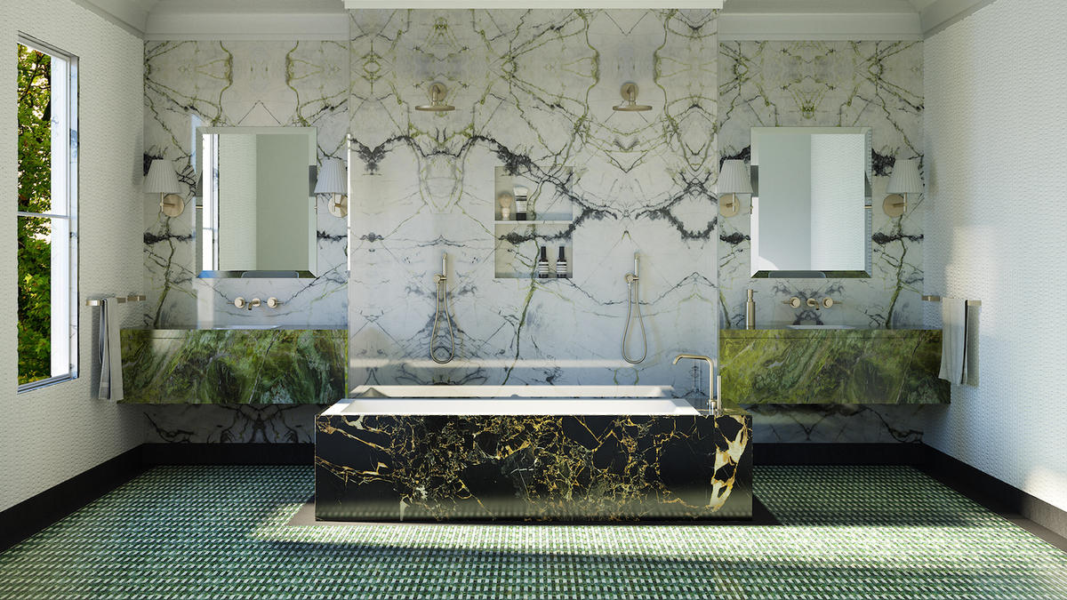 Break loose: 7 decor accents with cracked motifs that offer organic drama