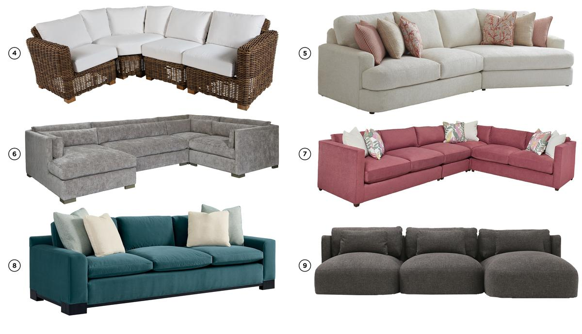 Rest stop: We've rounded up the 15 most comfortable sofas in High Point