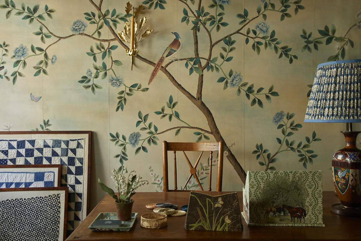 Can't-miss collections from Industry West, Michael S. Smith for de Gournay, and more