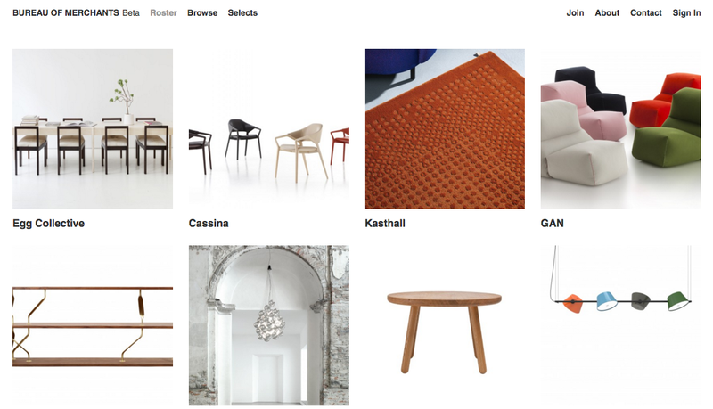 New design platform Bureau of Merchants debuts