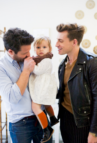 Nate Berkus debuts baby collection for Target