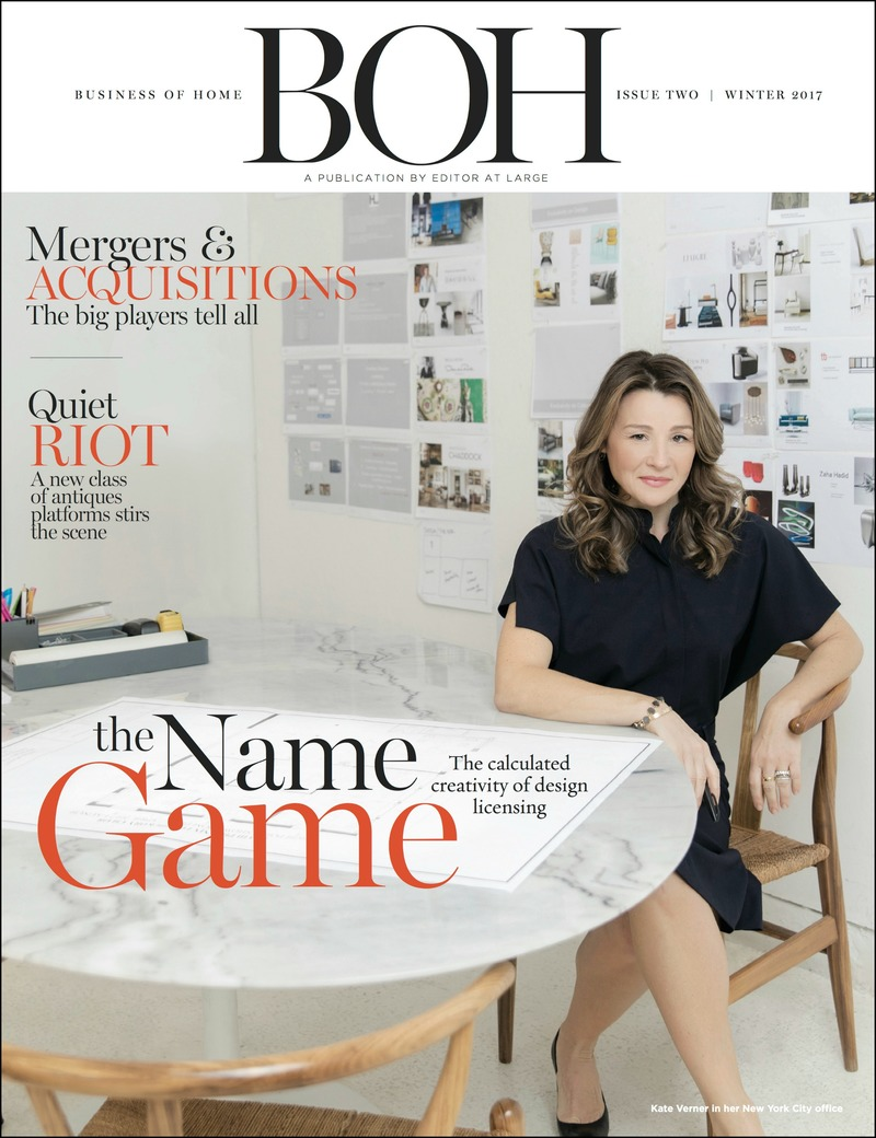 Business of Home publishes its second issue
