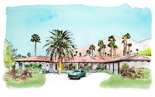 Christopher Kennedy's Modernism Week Show House reveals participating designers