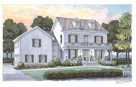 A new showhouse will debut in the Southeast