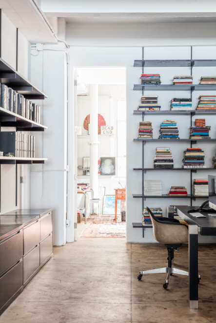 Brooklyn-based Billy Cotton opens brick-and-mortar for the trade