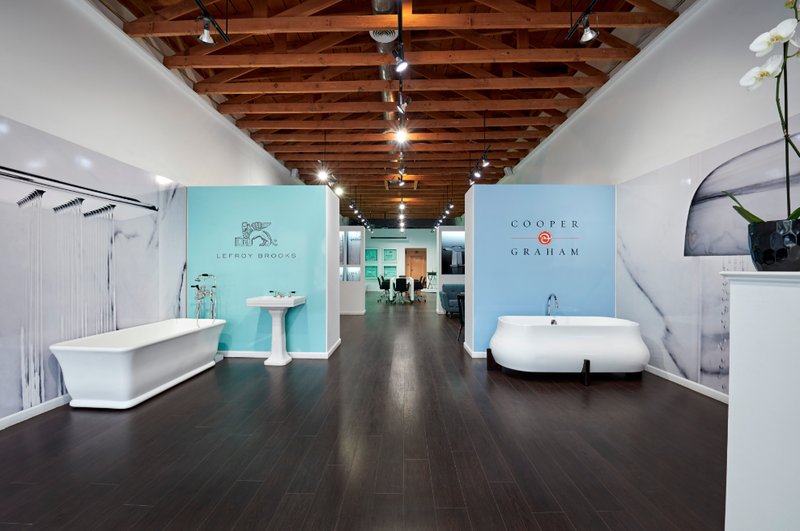 Lefroy Brooks and Cooper & Graham open joint showroom in LA