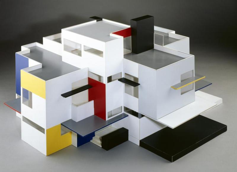 Dutch Design year celebrates a century of Mondrian's influence