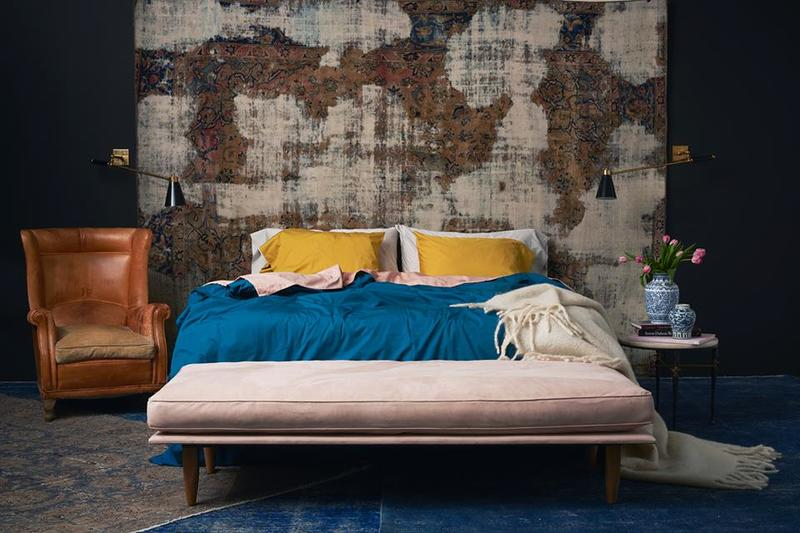 Under the sheets: A look inside custom bedding company Flaneur