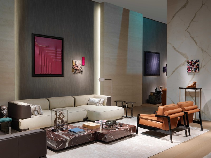 Swell Behind The Bed Fendi Casa Designer Shares Latest Introductions Alphanode Cool Chair Designs And Ideas Alphanodeonline