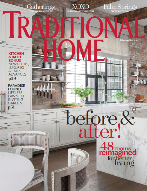 Traditional Home's new EIC discusses her plans for the publication