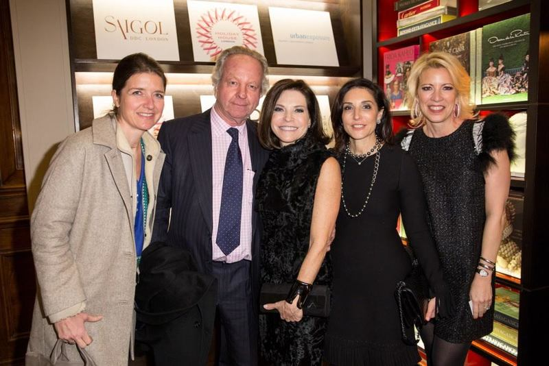 Holiday House London launches at Maison Assouline