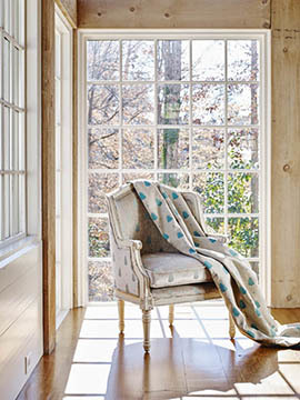 Farrow & Ball and Coleman Taylor Textiles develop designer-only collection