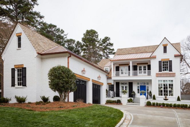 Raleigh welcomes its first showhouse