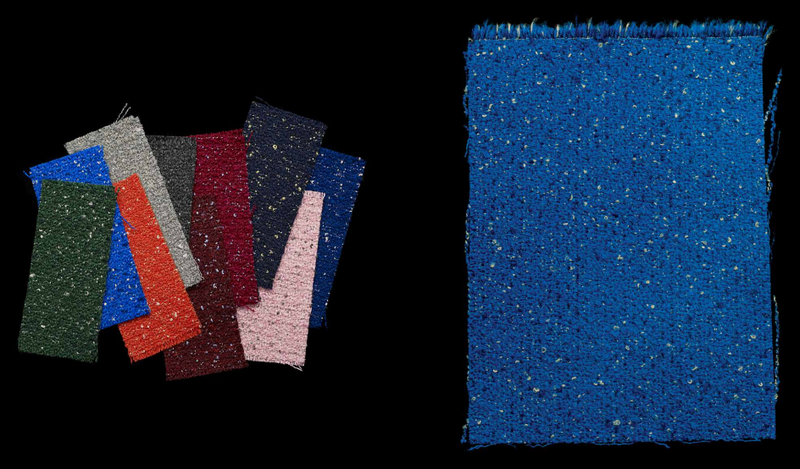 Designer Raf Simons releases latest in Kvadrat collection series