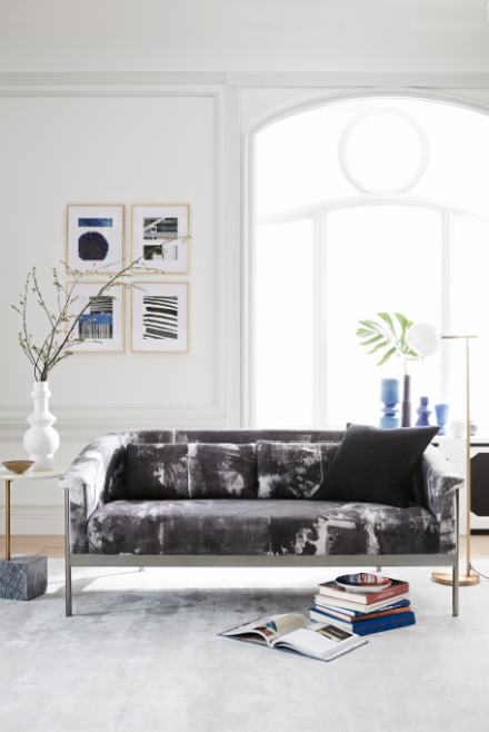 West Elm debuts collaboration with the Robert Rauschenberg Foundation