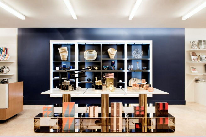 Tom Dixon takes over Barneys, debuts textile collection