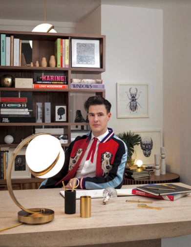 Lee Broom teams up with Bergdorf Goodman