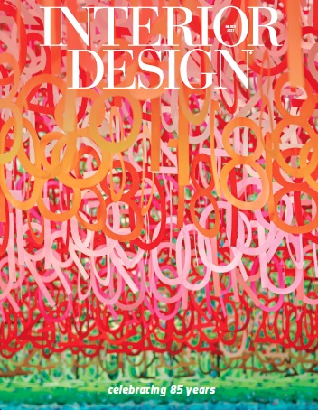 Interior Design magazine celebrates 85 years