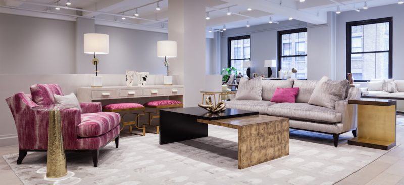 New showrooms debut coast to coast
