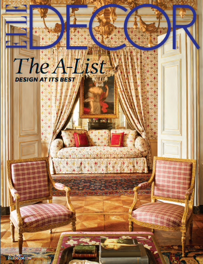 This year's A-List cover features a home by A-List honoree Studio Peregalli.