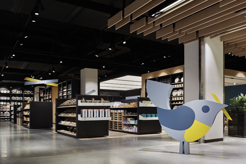 Inside the new Seoul store