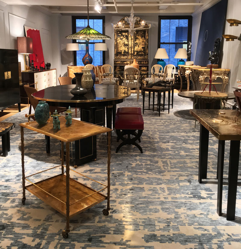 Guy Regal opens new showroom at 200Lex