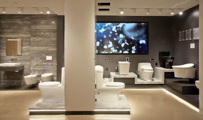 Inside the Kohler Experience Center