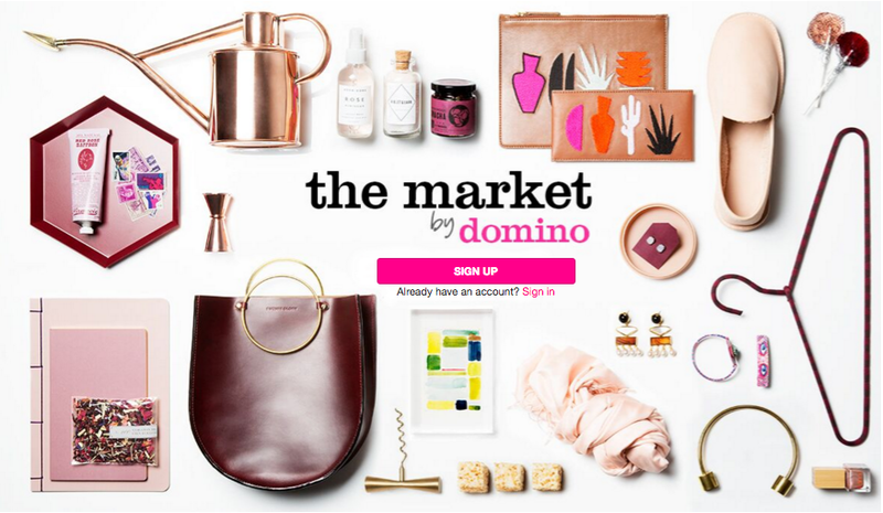 The Market by Domino