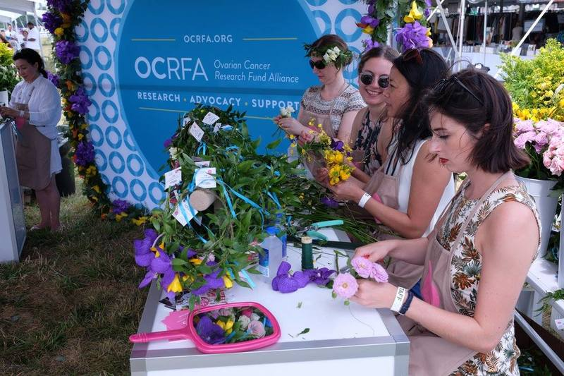OCRFA 2016; Nicholas Hunt/Getty Images for OCRFA