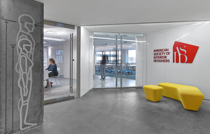 ASID headquarters becomes first space ever to earn WELL and LEED Platinum certification