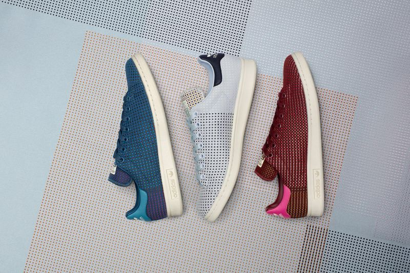 Kvadrat collabs with Adidas on new tennis shoes