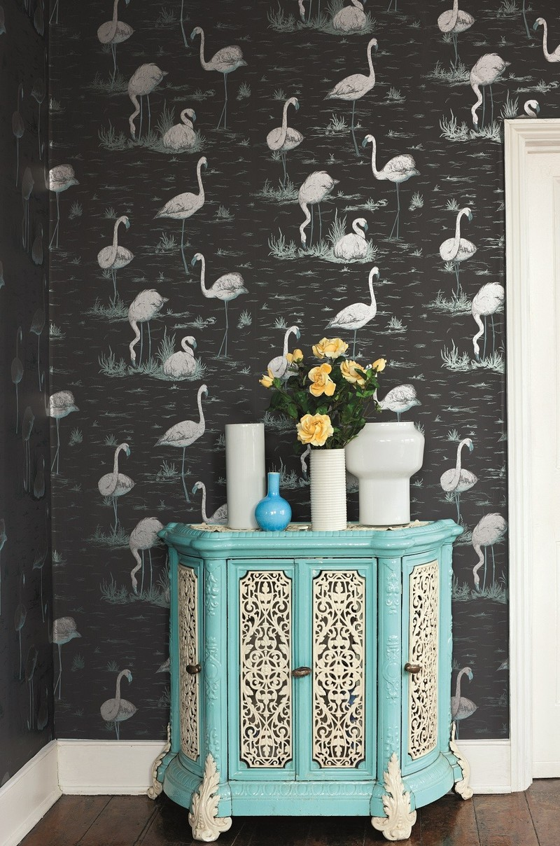 Decorex exhibitor and heritage wallpaper company Cole & Son
