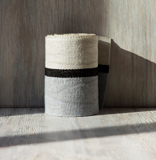 Brown's Handwoven Linen Tape Trim, Ile Saint Louis; honoree of the 2017 NYCxDesign Awards