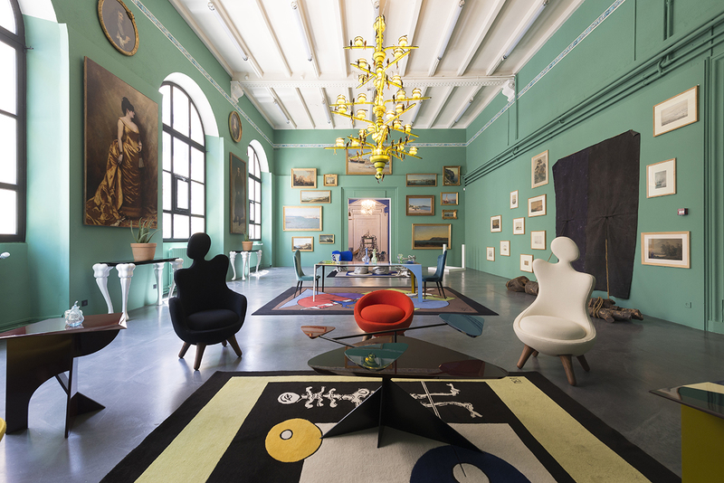 Room designed by Vincent Darré