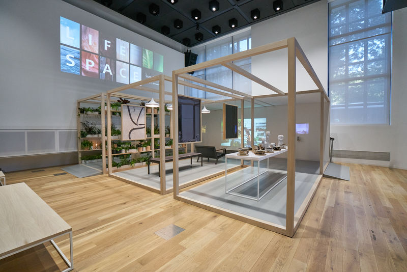 Uhuru design and more take part in Sony exhibit
