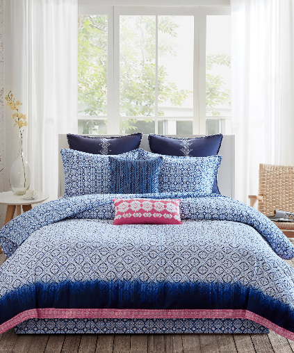 Shibori Bedding Collection