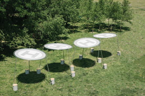 One of OHNY's sites: Socrates Sculpture Park; courtesy Eva Jense Design, LLC