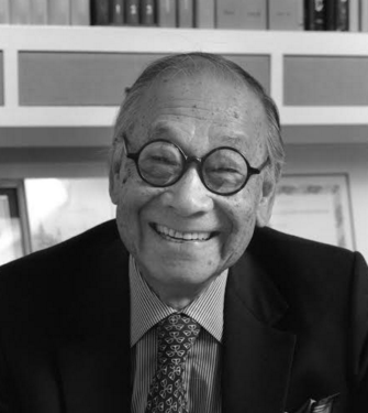 I.M. Pei is being honored