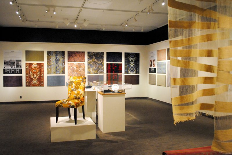 Goldstein Museum of Design honors textile innovator Jack Lenor Larsen