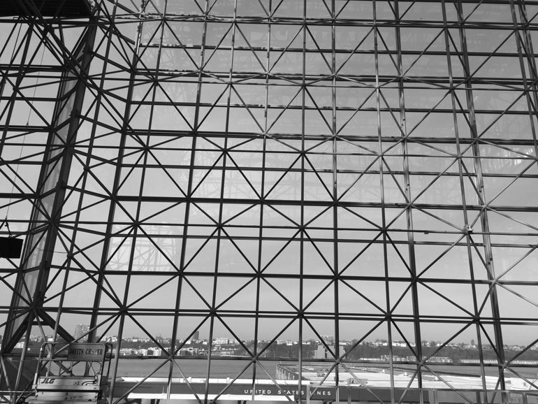 The River Pavilion at I.M. Pei's Javits Center