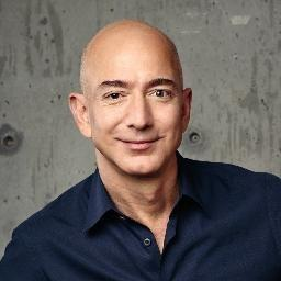 Jeff Bezos, CEO of Amazon