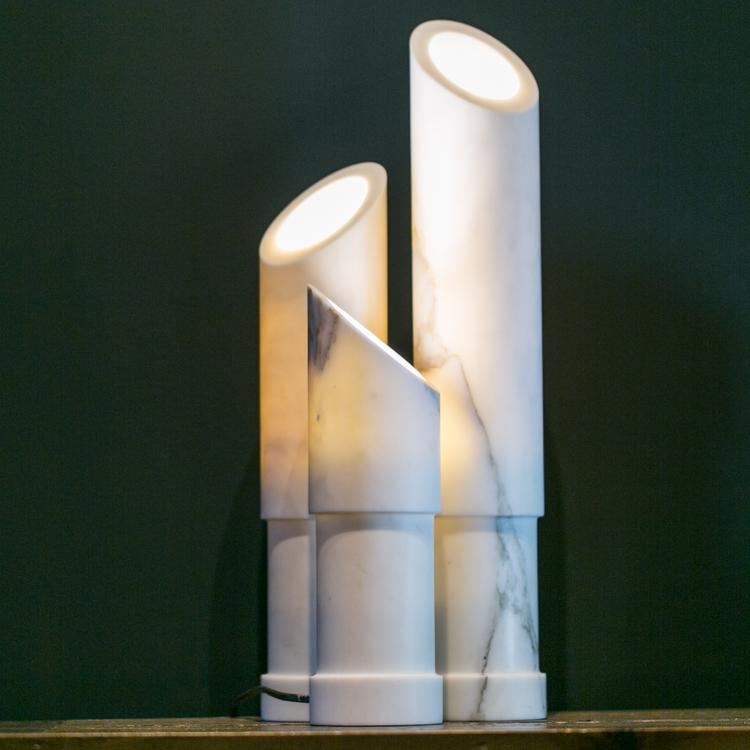 Michel Amar's Azoth Lamp, inspired by the Three Musketeers