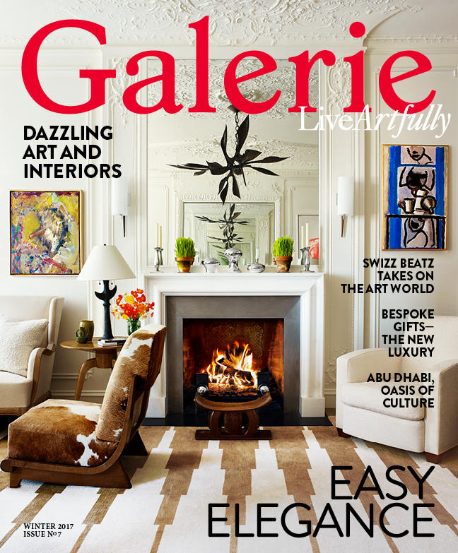 Galerie's Winter 2017 issue