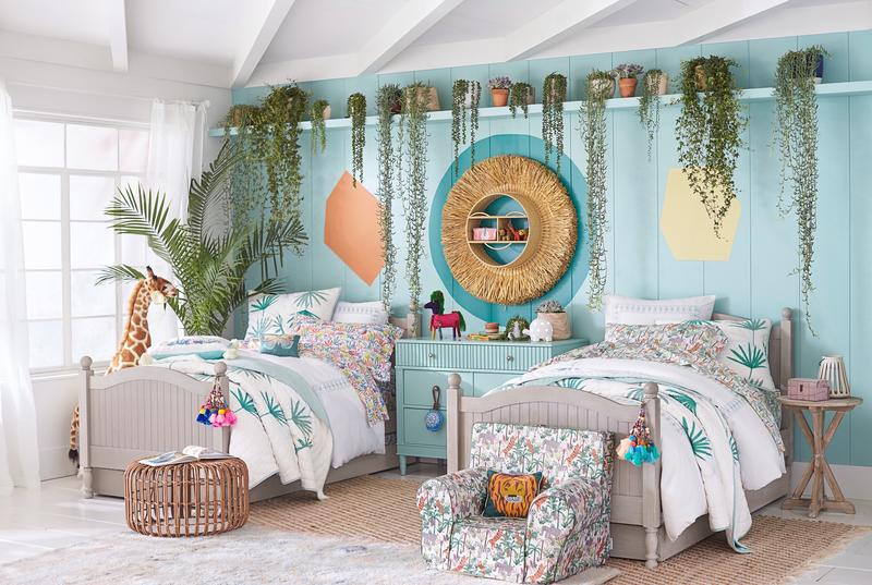 Pottery Barn Kids taps Justina Blakeney for collection