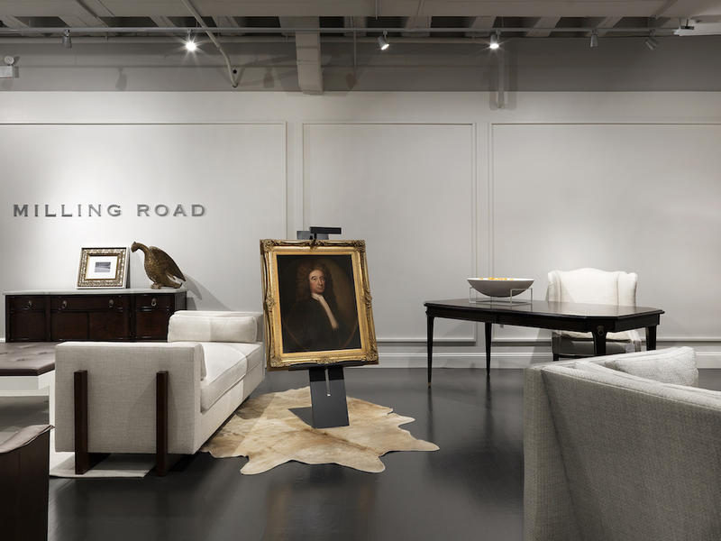 Milling Road Chicago showroom