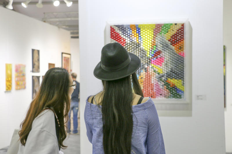 Sourcing art 101: Experts share their tips on tackling art shows