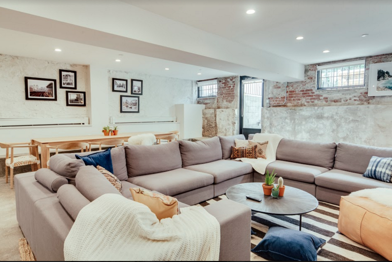 Common's Cornelia coliving space, in Queens, New York; courtesy Common